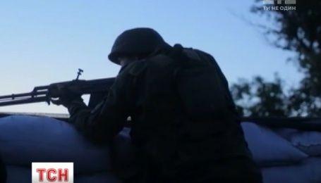 Бойовики із гранатометів та броньованих машин обстріляли Широкине