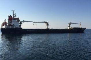 18 млн грн доходу. Україна вперше конфіскувала судно, яке порушило міжнародне ембарго