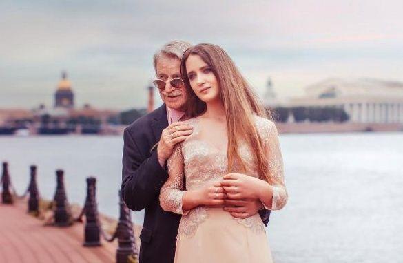 Іван Краско з молодою дружиною фотосет_3