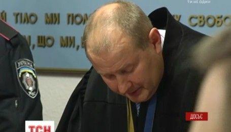 У перший робочий день депутати розглядатимуть справу судді Чауса