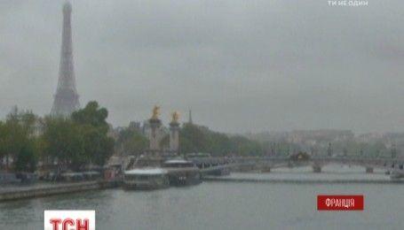 Набережную Сены в Париже закроют для проезда автомобилей