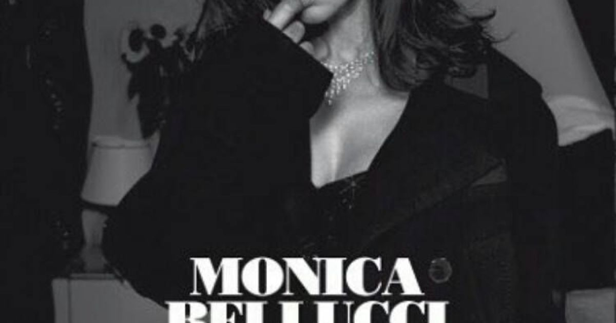 Моніка Белуччі прикрасила сторінки журналу @ vogue.it