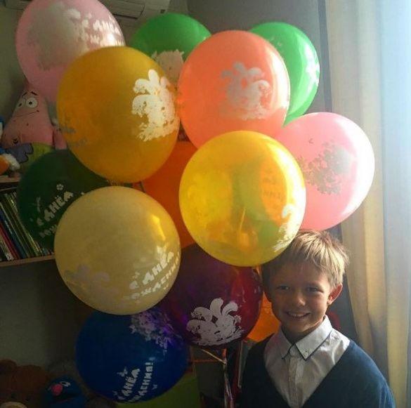 Син Потапа день народження