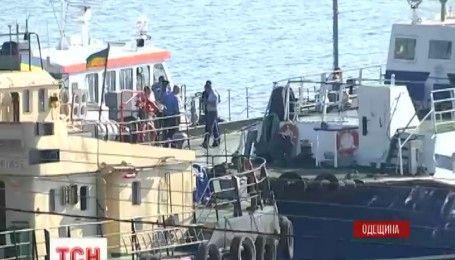 Однією з причин бунту на турецькому судні поблизу Одеси був алкоголь