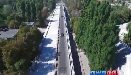 Ноу-хау от броварских дорожников: как починить мост монтажной пеной