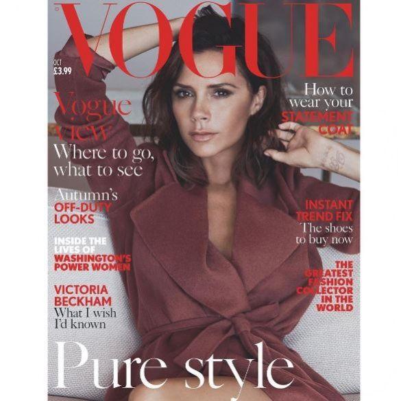 Вікторія Бекхем для British Vogue _4