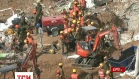 В Израиле погиб украинский строитель
