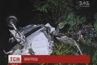 У Македонії в авіакатастрофі загинуло 6 людей