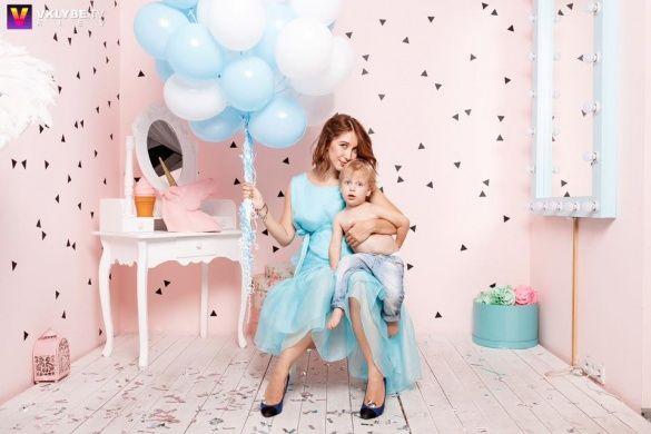 Сніжана Єгорова з вагітною донькою_2