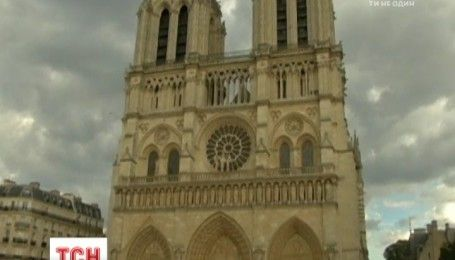 Во Франции полиция предотвратила теракт возле собора Нотр-Дам