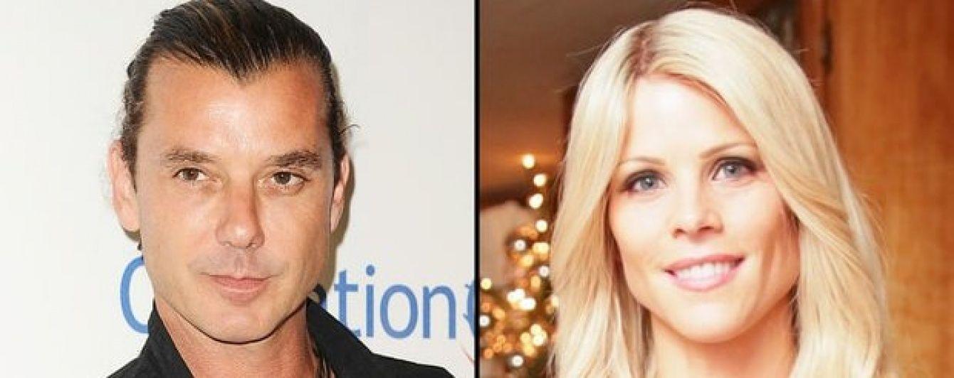 Изменчивый экс-муж нашел замену Гвен Стефани в виде голубоглазой блондинки