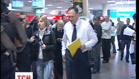 Одиозного Каськива снова задержали в Панаме
