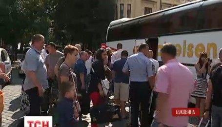 45 дітей учасників АТО з Буковини поїхали до Хорватії