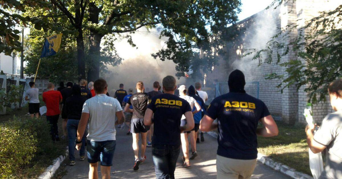 Полиция открыла три уголовных дела в отношении участников акций протеста против застройщиков