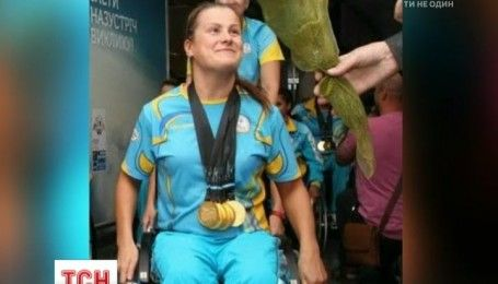 Украинцы на Паралимпийских играх за один день завоевали 9 медалей