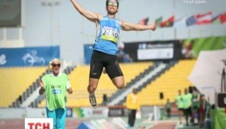 Украинские паралимпийцы успешно стартовали на соревнованиях в Рио-де-Жанейро