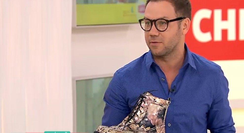 Відео - Яке взуття в моді цієї осені - поради Андре Тана - Сторінка ... 43b58fed20b68