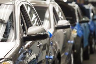 В Украине увеличился спрос на новые авто