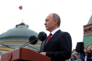 Рейтинг доверия к Путину вырос до рекордов 2012 года