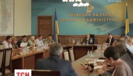 Суд назначил миллион гривен залога заместителю председателя Киевской ОГА