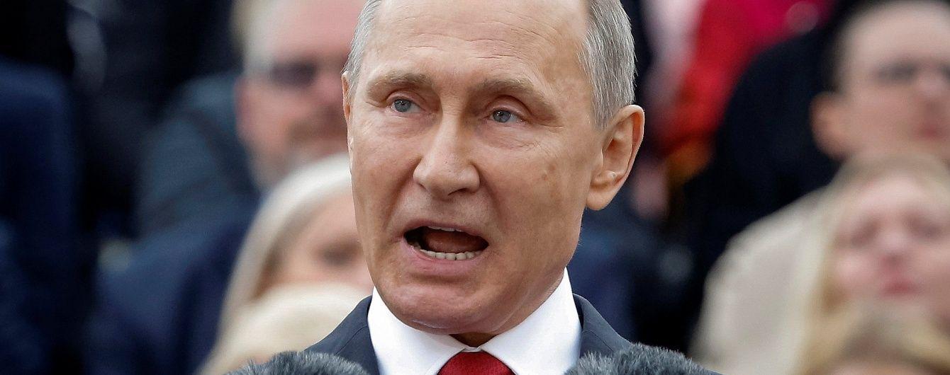 Путін став найвпливовішою людиною світу за версією Forbes