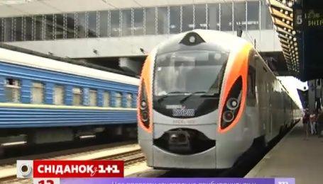 """""""Сніданок"""" перевірив на собі якість українських залізничних перевезень"""