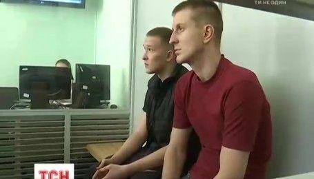 Обвиняемые в избиении атошника признались в своей вине