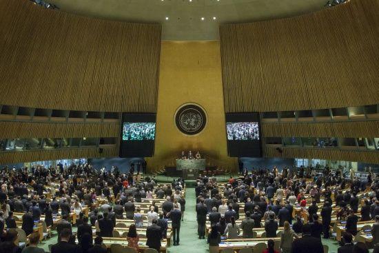 Генасамблея ООН закликала Росію вивести війська з України