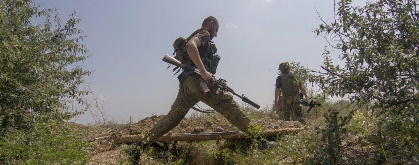 По Луганському бойовики гатили з БМП, а по Авдіївці - з танку. Дайджест АТО