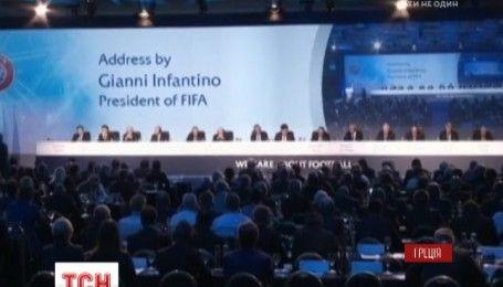 Перемогу на історичних виборах президента УЄФА отримав 48-річний Александр Чеферін