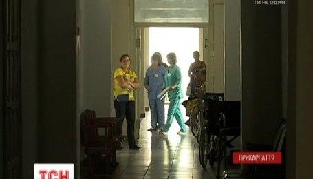 Количество отравившихся в городке Долина растет, инфекционное отделение больницы переполнено