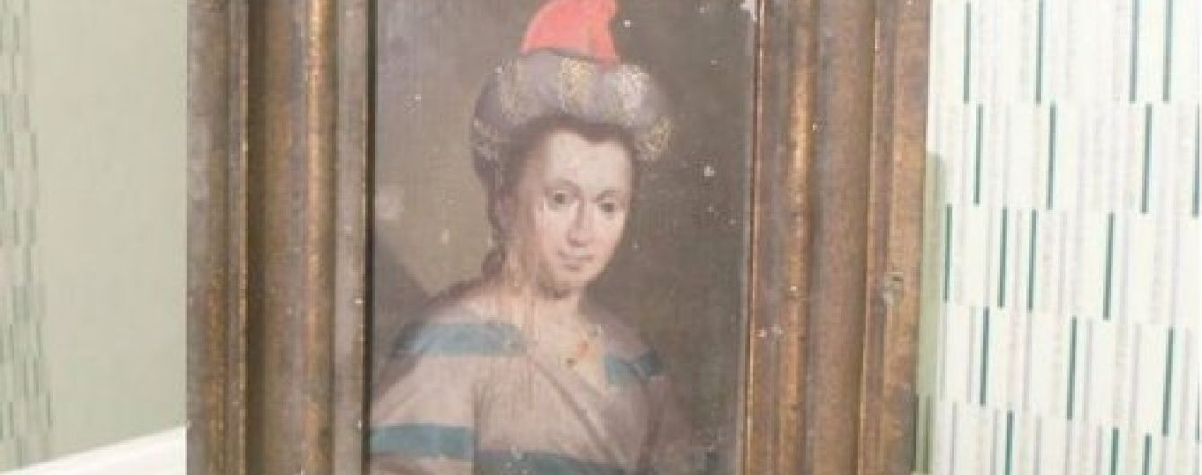 Знахідка на горищі. У Львові на онлайн-аукціоні виставили викрадену 50 років тому картину