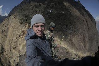 Дмитро Комаров здійснив мрію найменшого непальця