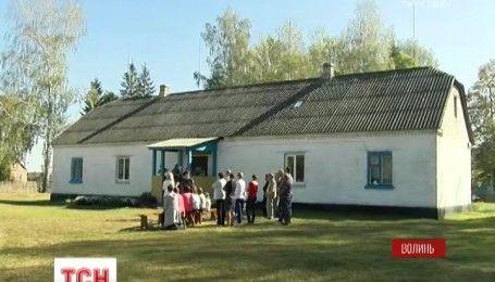 Великий бунт у малому селі: Волинський Котуш повстав проти закриття початкової школи