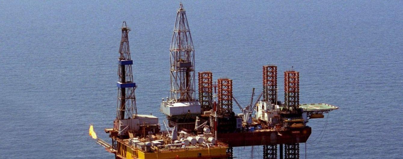 Украина начнет новые поиски нефти и газа в Черном море