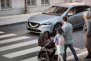 Semcom научила беспилотный автомобиль улыбаться (Видео)