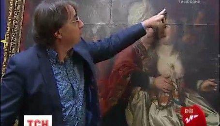 Украина вернула Голландии картины, похищенные из голландского городка Хорн