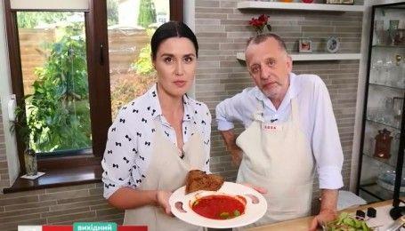 Гаспачо, який сподобався навіть послу Іспанії – Їжа у великому місті