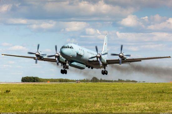 На борту зниклого над Середземним морем Іл-20 перебувало 14 російських військовослужбовців
