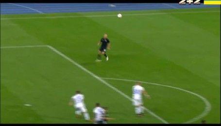 Динамо - Зоря - 0:1. Луганці на останніх хвилинах перемогли Динамо