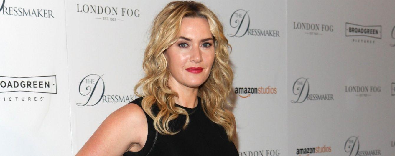 Похорошела: Кейт Уинслет похудела и надела эффектное платье