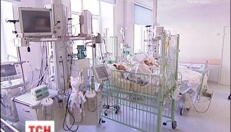 Зі Швейцарії перерахували 60 мільйонів гривень на обладнання до центру дитячої кардіохірургії
