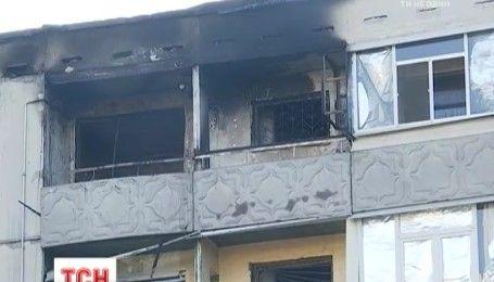 Местные власти предоставили пострадавшим от взрыва в Павлограде временное жилье