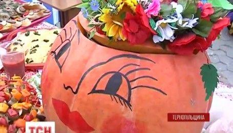 З грибами, вишнями, чорницями: в Тернопільській області провели фестиваль борщу
