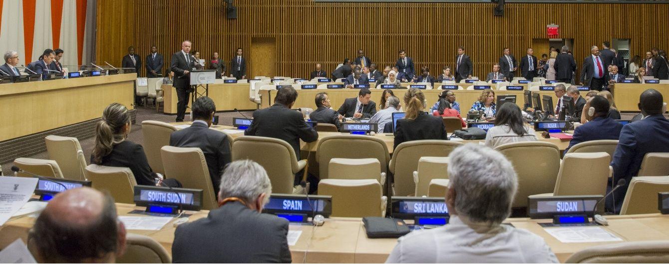 """""""Присутствие РФ в Крыму подрывает безопасность"""". В Генассамблее ООН осудили растущую милитаризацию полуострова"""
