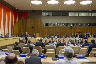 """""""Присутність РФ у Криму підриває безпеку"""". У Генасамблеї ООН засудили наростальну мілітаризацію півострова"""