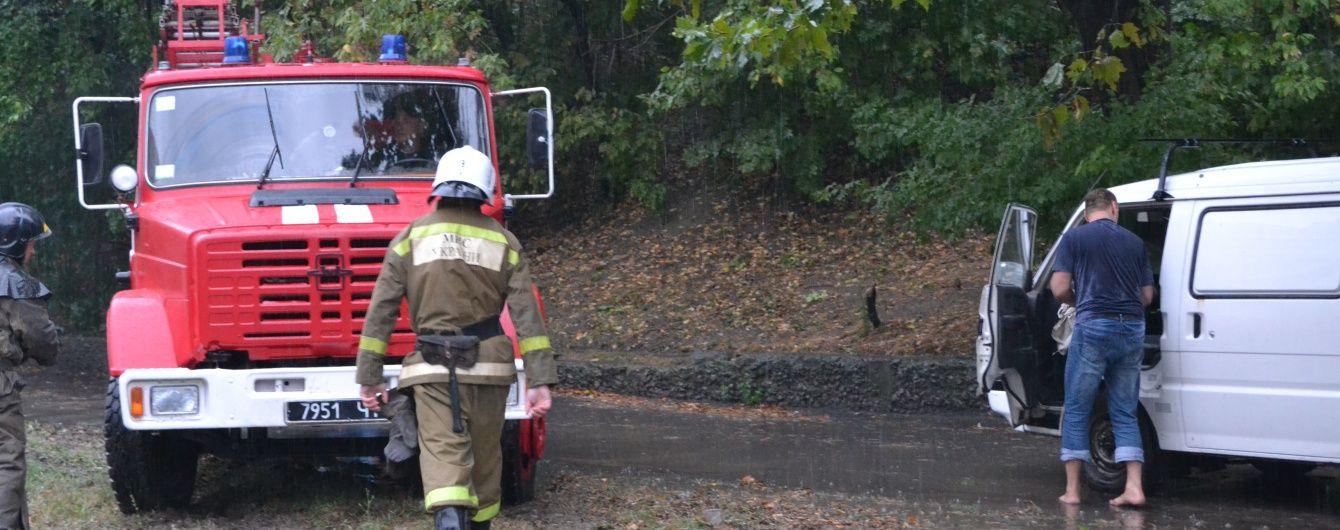Пожежа з трьома загиблими на Дніпропетровщині могла статися через саморобну пічку