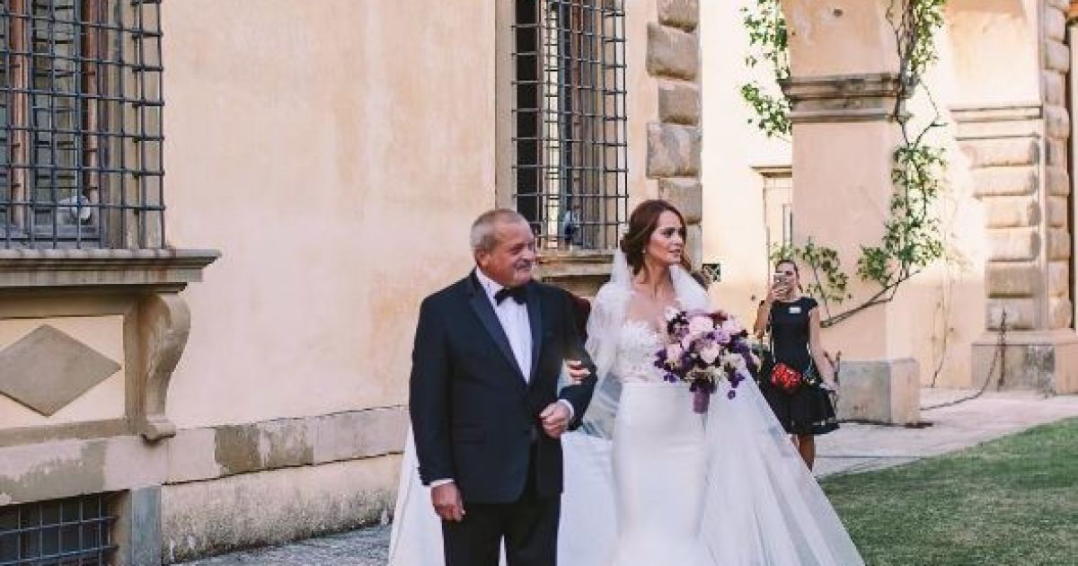 Олеся Стефанко вийшла заміж @ instagram.com/olesiastefanko