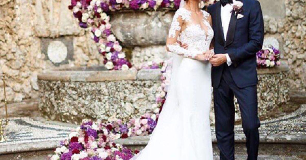 Олеся Стефанко вийшла заміж