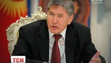 Президент Кыргызстана взял отпуск из-за проблем с сердцем